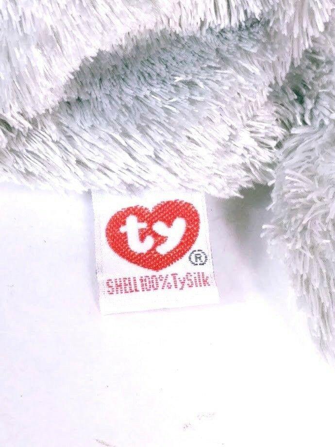 "Ty Beanie Buddies Skimmer Dolphin Plush Stuffed Animal 15"" image 7"