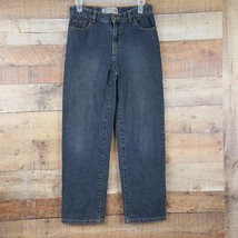 The Childrens Place Classic Jeans Boys Size 14 Black VV12 - $14.84