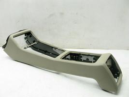 03-10 AUDI D3 A8 A8L S8 CENTER CONSOLE ARM REST PAD ARMREST OEM 122420 - $54.94