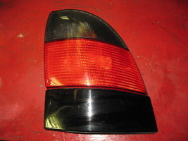 01 00 99 saab 9-5 wagon oem passenger side right outer brake tail light - $34.64