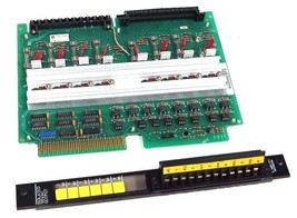 NIB GE FANUC IC600YB904B 115VAC OUTPUT MODULE 44A717645-001 R02/2, 44A297038-G03