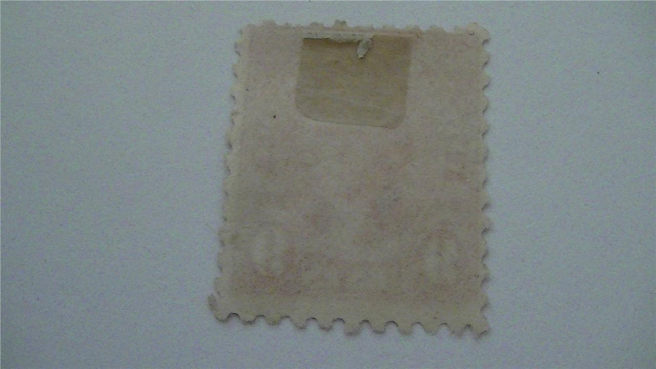 Jefferson Rose Vintage USA 9 Cent Stamp Not cancelled