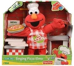 Fisher-Price Sesame Street Singing Pizza Elmo - $127.99