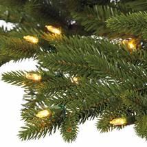9′ft Pre-Lit LED Artificial Christmas Tree Surebright Dual Color EZ Connect NIOB image 4