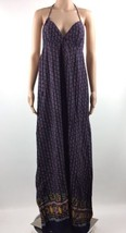 Forever 21 Boho Long Maxi Dress Sundress Women's Blue Size Small NWD (V416) - $24.74