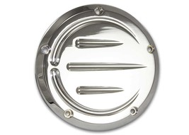 Bagger Brothers HD-DCP-LH-008-CH Chrome Billet Derby Cover (PRIMARY) for... - $107.91