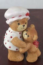 Lucy & Me Mom Hugging Embracing Son Rigg Enesco Figurine - $14.03