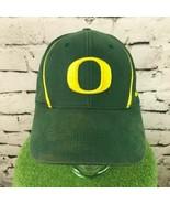 Team Nike Oregon Ducks Mens One Sz Hat Green Adjustable Baseball Cap - $19.79