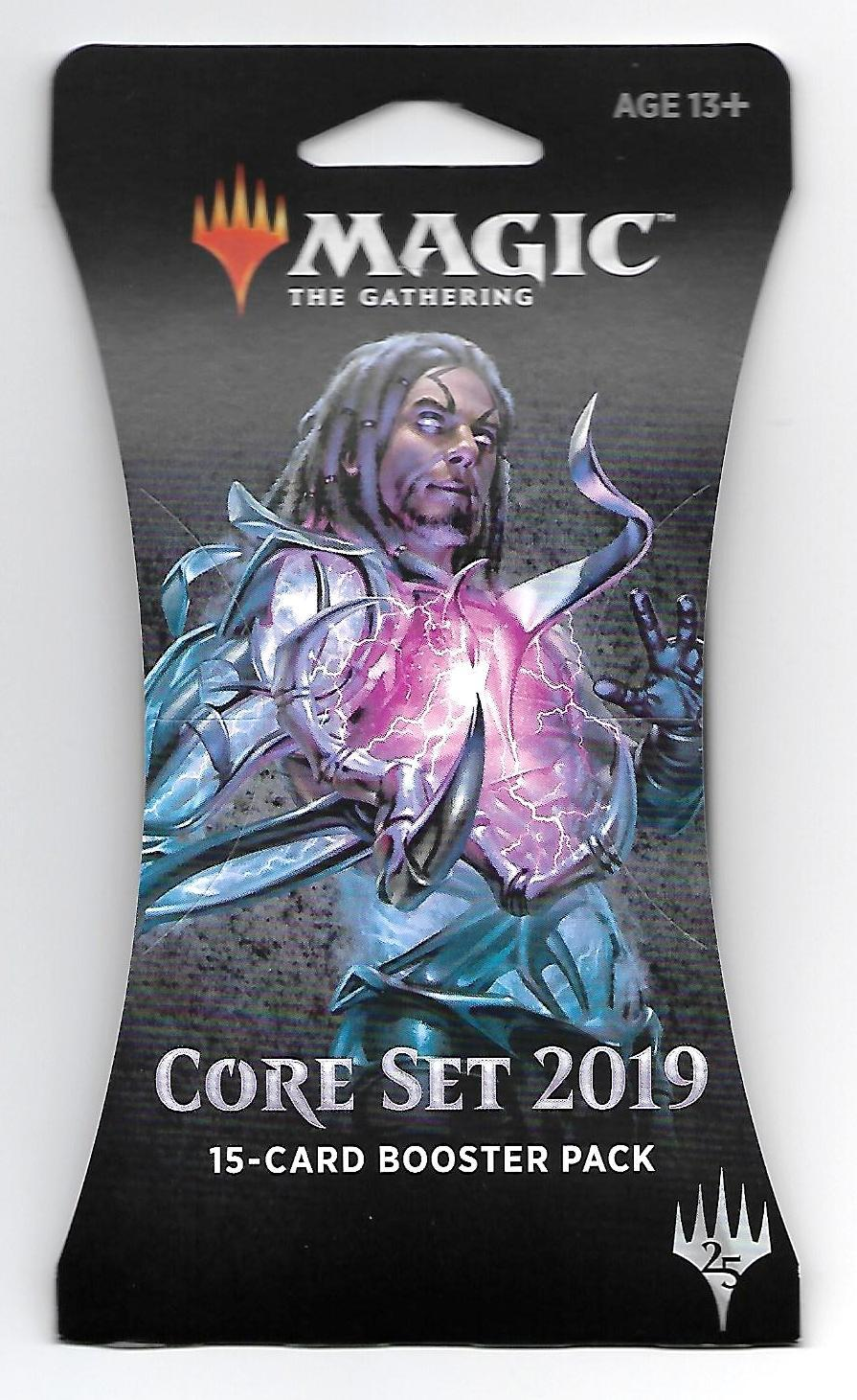 Magic The Gathering MTG Core 2019 Booster Pack Retail Packaging - $8.50