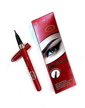 FC Fashion Colour Ultra Black Innovated Ball Tipped Eyeliner WITH FREE S... - $9.99