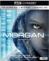 Morgan [4K Ultra HD/Blu-ray, 2016]