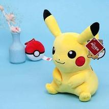 25cm Pikachu Pokemon Plush Toy Video Game Plush Nintendo Plush Soft Plush Video  - $72.00