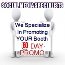 Social Media Specialists 60 Day Twitter Package + Media  - $60.00