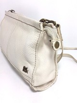 The Sak Ivory Leather Convertible Clutch Cross ... - $33.74