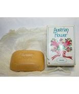 Austrian Flower Bar Soap – Unused In Original Box - $19.79