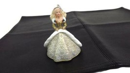 Collectors Series Holiday Barbie Christmas Ornament Handcrafted 1994 - $13.30