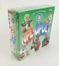 NFL-OPOLY Football Team Board Game Of Champions TDC 1994 Sealed New Farv... - $33.85