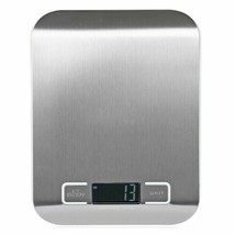 Bilancia da cucina elettronica digitale in vetro da 5 kg che cucina pacc... - $12.65