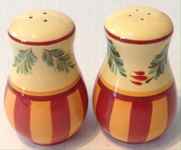 Gail Pittman Southern Living at Home Siena Salt & Pepper Shaker Set - €24,42 EUR
