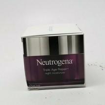 Neutrogena Triple Age Repair Night Moisturizer, 1.7 oz - $14.59