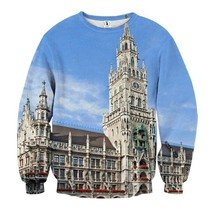 Square Amazing Structure Cool Sweatshirt - $36.99