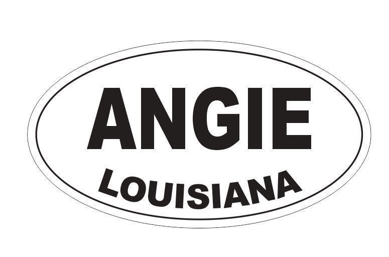 Louisiana State Highway 416 Sticker Decal R5947 Highway Route Sign