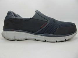 Skechers Equalizer Persistente Gr. 13 M (D) Eu 47,5 Herren Slip On Schuhe 51361 - $37.95
