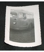 """Vintage 1940's USN United States Navy 5""""X3"""" Military Bus Drivers Photo P... - $12.11"""