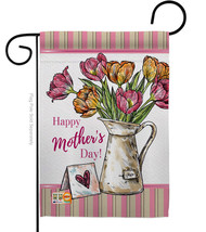 Mother Day Bouquet - Impressions Decorative Garden Flag G165148-BO - $19.97