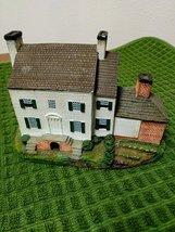 Hawthorne Gone With The Wind Tara-Scarlett's Pride House Figurine Plantation  image 3