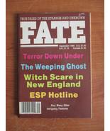 Fate Magazine September 1988, Vol 41, No. 9, Is... - $3.00