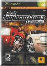 XBOX - Midnight Club 3: DUB Edition (2005) *Complete w/Case & Instructio... - $7.00
