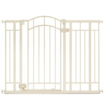 Summer Infant Multi-Use Deco Extra Tall Walk-Thru Gate, Beige - $80.99