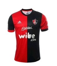 NWT ATLAS DE GUADALAJARA  FAN HOME JERSEY SEASON 17-18 SIZE SMALL TO 2 - $44.99