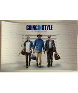 "GOING IN STYLE - 11""x17"" Original Promo Movie Poster 2017 Morgan Feeman ... - $7.83"