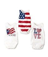 StylesILove Baby Boy Country Flag Design Cotton Jumpsuit, 3 Styles - $11.99