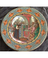 Villeroy & Boch Collector Plate Russian Fairy Tales Vassilissa Presented... - $93.05