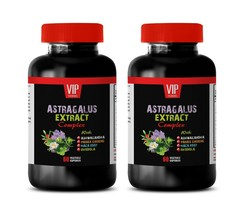 stress relief supplement - ASTRAGALUS COMPLEX 770MG - brain and memory b... - $24.27