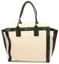 Chloe Alison Tote Bag Leather Tea Petal and Black Medium Handbag RRP £880  image 4