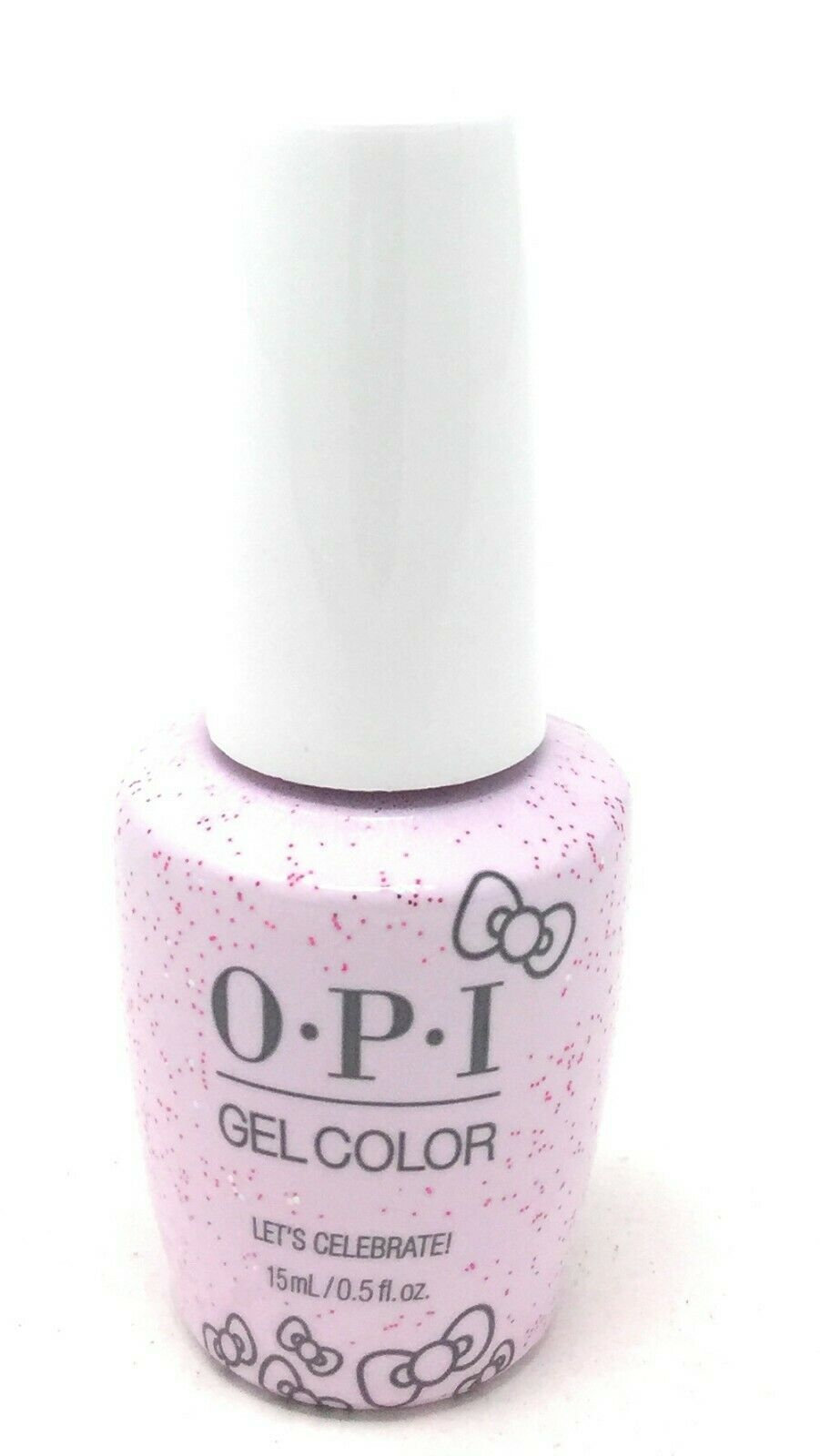 Primary image for OPI Gelcolor- Hello Kitty Collection- Let's Celebrate!  .5oz- , HPL03