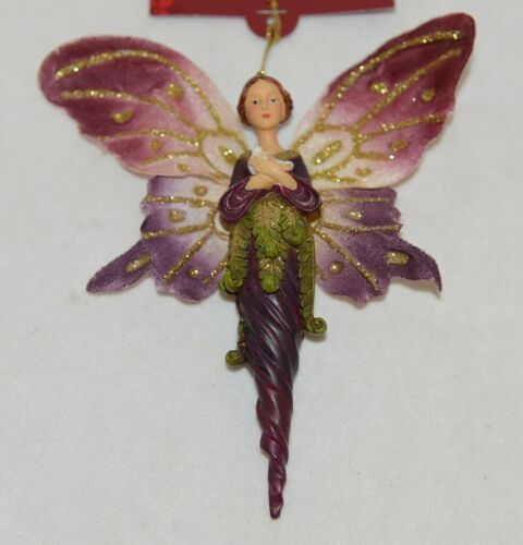 Sterling 5109018 Icicle Angel Holding White Dove Christmas Ornament