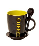 Kylin Express Creative & Personalized Mugs Porcelain Tea Cup Coffee Cup ... - $22.31