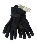 Goodfellow Mens Black Gloves Ski Winter Snow Warm Size Medium - $9.49