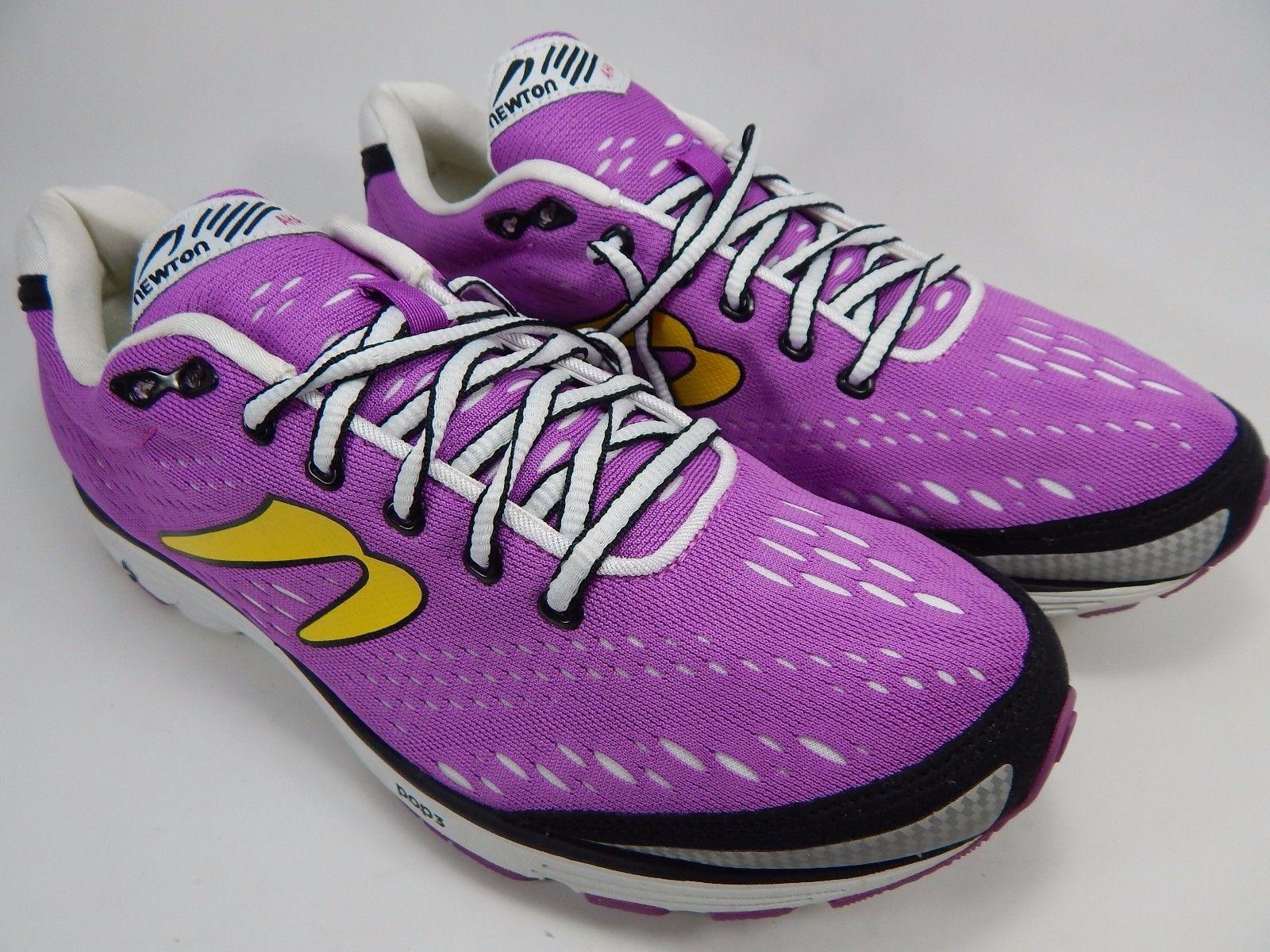 Newton AHA Women's Running Shoes Size US 10.5 M (B) EU 42 Purple W004214B