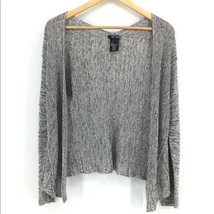 Nic + Zoe Sliver Carpe Diem Knit Cardigan New With Tags - $74.25