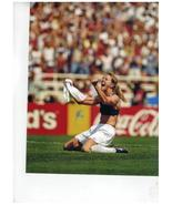 Brandi Chastain Vintage 8X10 Matted Color Soccer Memorabilia Photo - $6.95