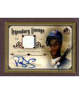 DARRYL STRAWBERRY 2005 SP LEGENDARY CUTS LINEAGE AUTOGRAPH PATCH #LE- 24... - $49.45