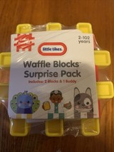 Little Tikes Waffle Blocks Surprise Pack Series 1 Set Of 2 - $7.99