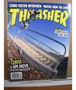 Thrasher Magazine #321 July 2007 Cairo Foster Interview - $8.99