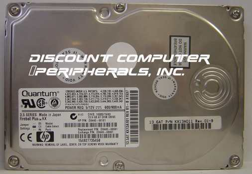 Quantum KX13A011 13GB 3.5 inch IDE Drive 6 Instock Tested Good + Free USA Ship